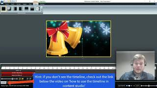 Creating Seasonal Content for your Daktronics Display | Venus Control Suite | Content Studio