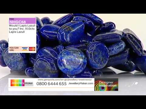 How to make Genuine Gemstone Jewellery - JM DI 01/06/14