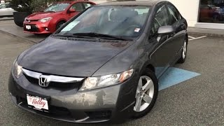 2009 Honda Civic Preview, For Sale At Valley Toyota Scion In Chilliwack B.c. # 15829a