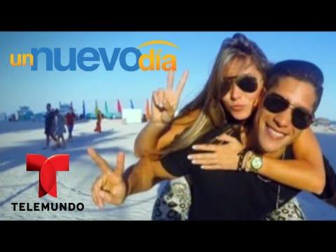 Chyno & Natasha, una historia de amor de estos tiempos | Un Nuevo Día | Telemundo