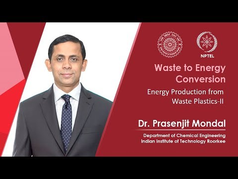 Energy production from waste plastics-2