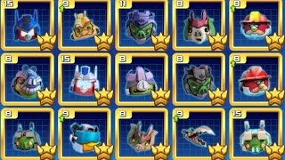Angry Birds Transformer - Bonus Squad Members Get Their Promotion Multiplied #44