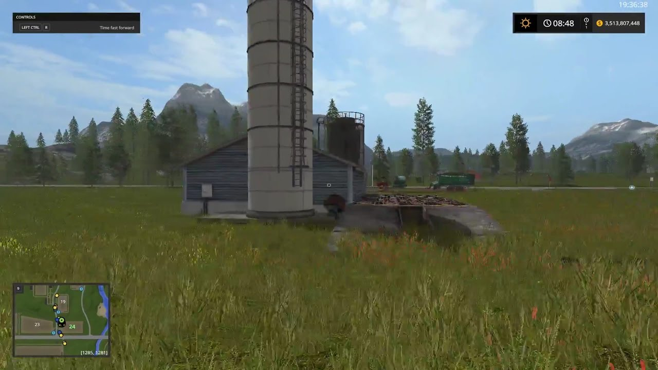Farming Simulator 17 FS17 Mod Sell Point Placeable / Sell Point 150% - YouTube