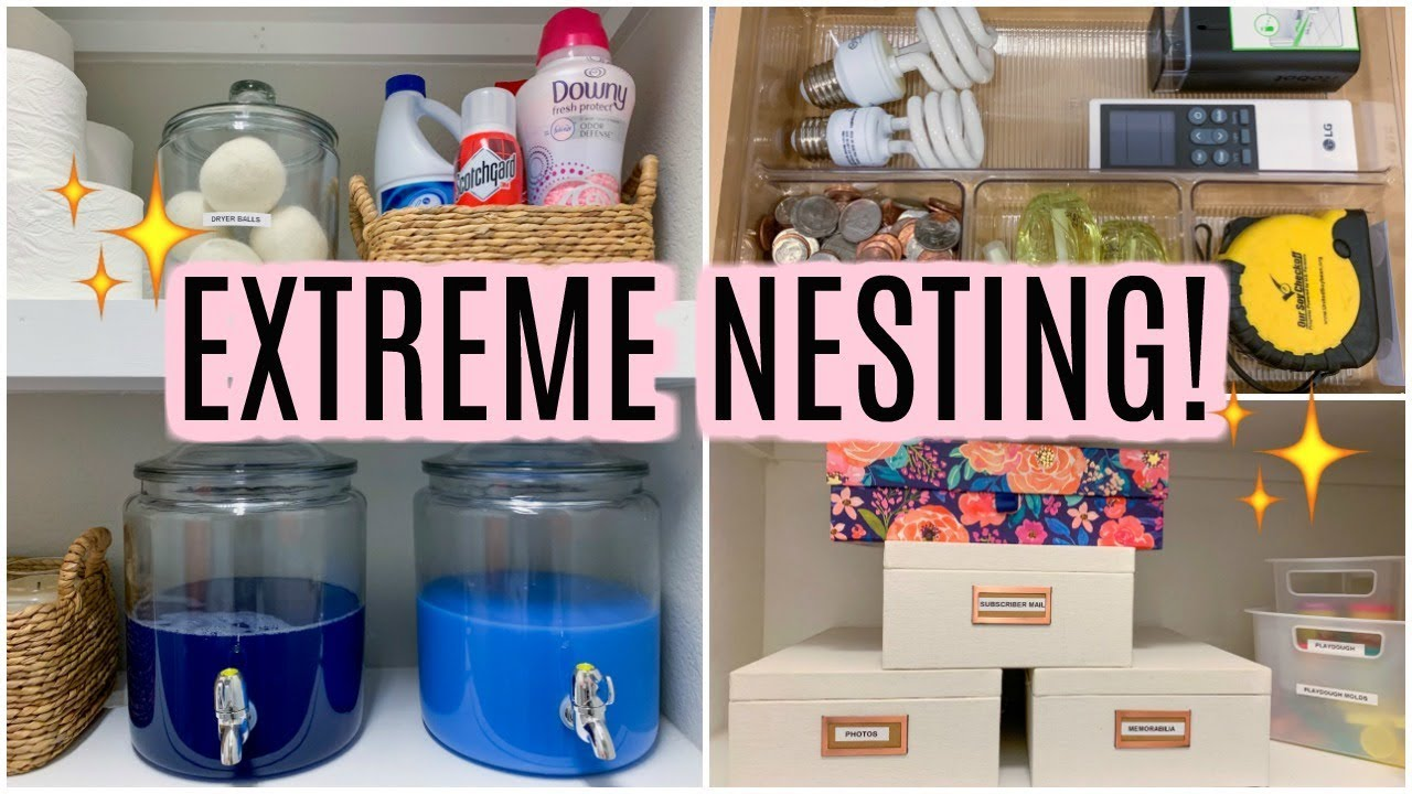 Extreme Clean With Me 2019 Clean And Organize With Me Tara Henderson