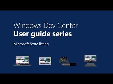 Microsoft Store Listing