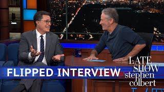 Jon_Stewart's_Flipped_Interview_With_Stephen_Colbert