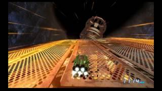 F-Zero GX 1080p 60 fps Time Attack: Fire Field Undulation (1
