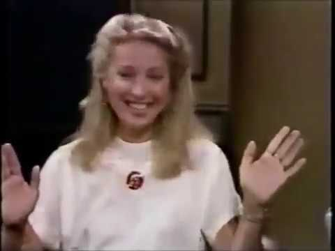 Teri Garr on Letterman - 3/14/1984