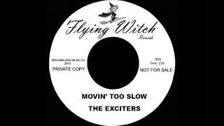 The Exciters - Movin