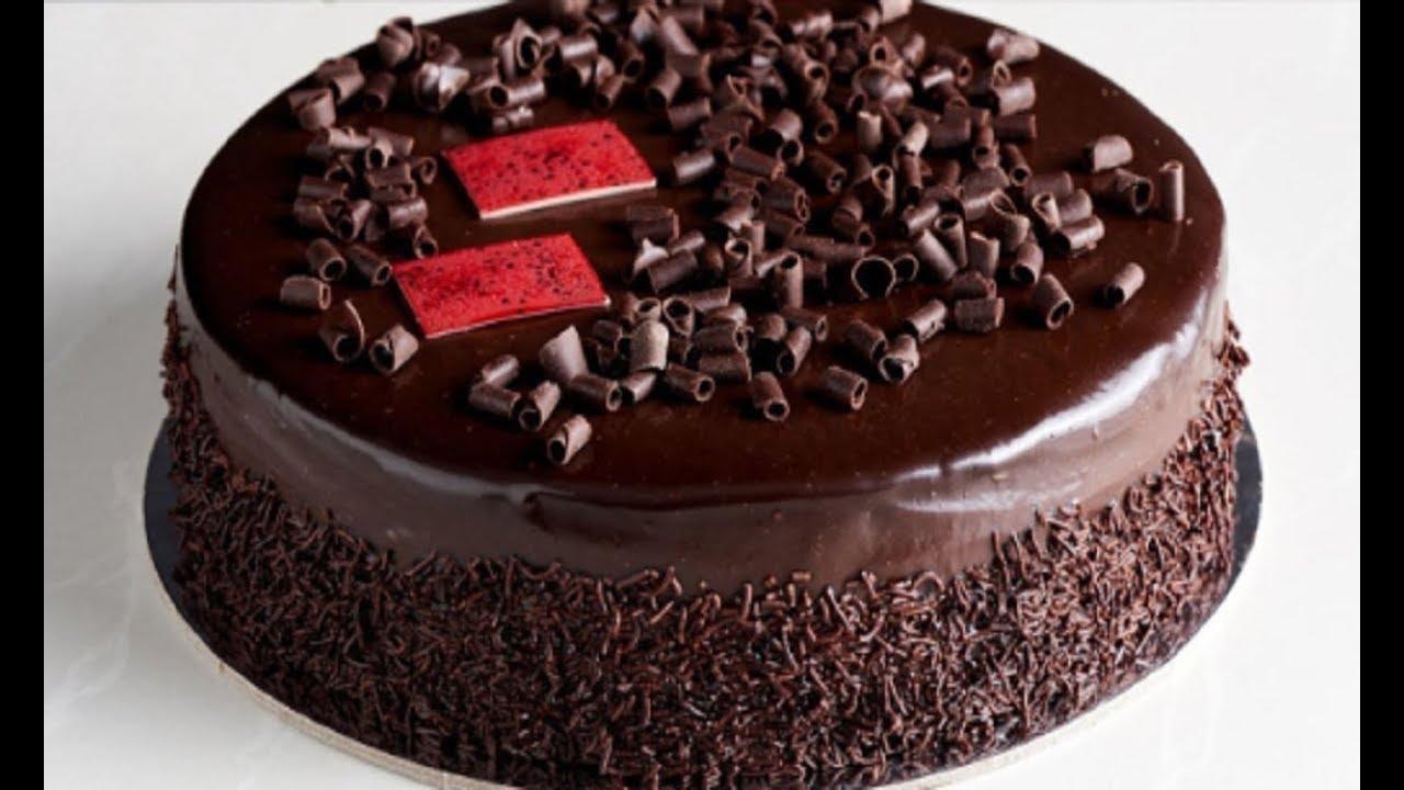 Amazing 5 Chocolate Cake Decorating Hacks Ideas 2018 - YouTube