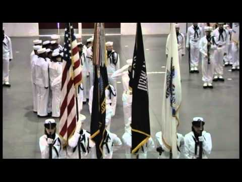 Recruit Training Command Graduation June 21st 2013