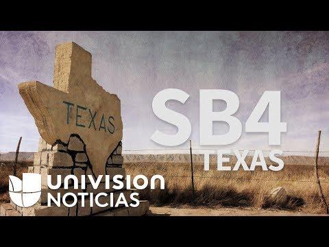 ¿Qué cambiará en Texas cuando entre en vigor la ley SB4 en septiembre?