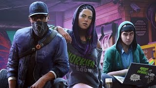 Watch Dogs 2 Review In Progress Commentary (Video Game Video Review)