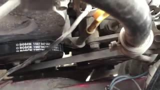 видео Замена ремня генератора Mazda (CX 5, 3, 6 и 626): схема и инструкция
