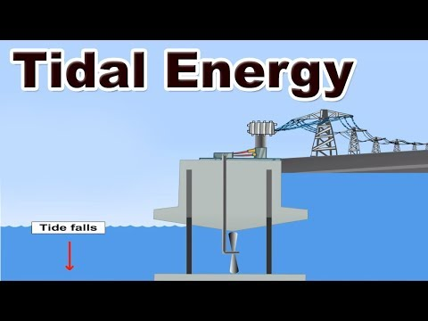 Tidal energy | 10th Std | Geography | ICSE Board | Home Revise