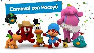 Celebra el Carnaval con Pocoyó: ¡25 minutos de fiesta y baile!