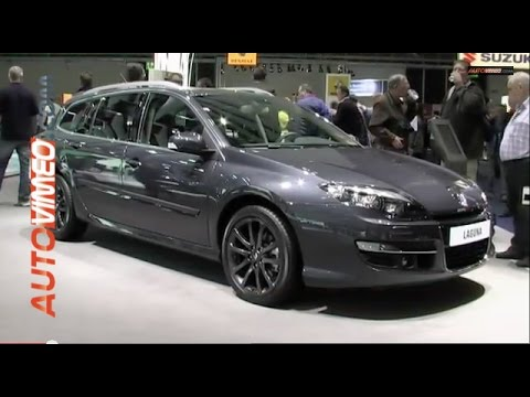Renault Laguna Grand Tour 2011 Autovimeo Youtube
