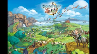 Fantasy Life + DLC   Starting Story of a Hunter Who Meets the King   Let's Play Episode 1