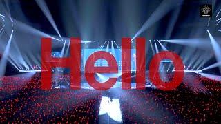동방신기 TVXQ Hello (생중계버전) 한글자막