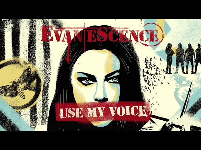 Evanescence - Use My Voice (Official Audio)