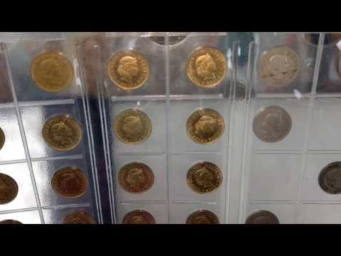 Как  собираются монеты Швейцарии.
