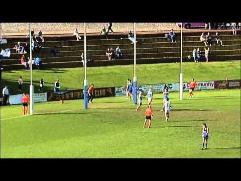 WAFL Highlights Round 23 East Perth V East Fremantle
