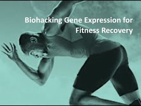 Biohacking NRF2 &  NRF1 Gene Expression for Fitness Recovery