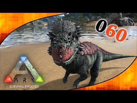 ARK Survival Evolved #060 - Neuer Pachycephalosaurus, neues Glück - [Gameplay Deutsch]