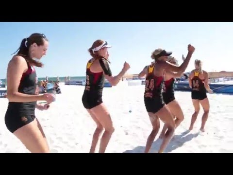 USC Beach Volleyball - NCAA Championship Final Hype Video