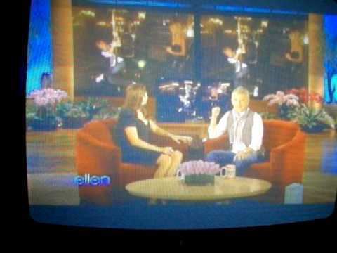The Ellen Show - Nikki Reed - Part 1