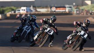 Video Recap: 2017 Arizona Mile presented by Indian Motorcycle - American Flat Track