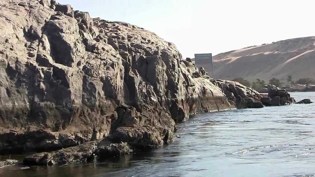First Cataract Of The Nile 2012 By Andy Orlowski Youtube