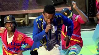 Seifu Fantahun: Yared Negu (Yemerekato Arada) Performing live on seifu show