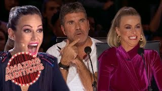 Top 10 Acoustic Singers On Got Talent, Idols and X Factor | Amazing Auditions