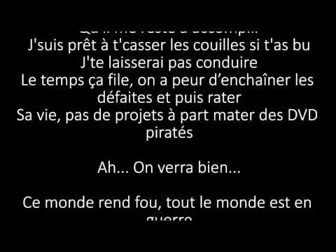 Nekfeu - On verra (Lyrics)