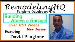Home Remodeling Vlog - Building Above A Garage