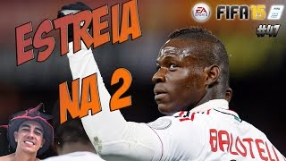 FIFA 15 UT - ESTRÉÉÉÉIA NA DIVISÃO 2!!! #47