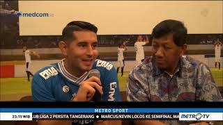 Download Video Persib Kenalkan Esteban Vizcarra MP3 3GP MP4