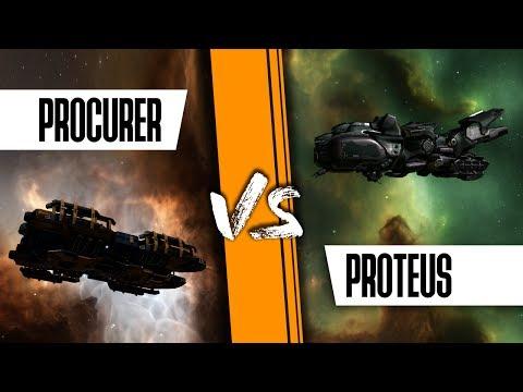 Hunting the Belters: Proteus vs Procurer, 0 effort