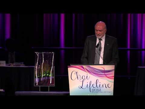 Joseph R. Perella - 2013 Awards Dinner, Chai Lifeline