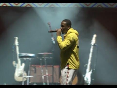 Kojo Funds Performs 'Dun Talkin' | Global Citizen Live in Brixton 2018