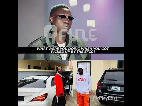 Zlatan Ibile Narrates How EFCC Came To Their House To Pick Them Up