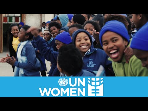 Changing the game for girls in South Africa