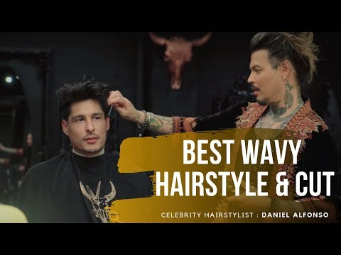 men's-wavy-volume-low-taper-haircut-2019-feat.-daniel-alfonso