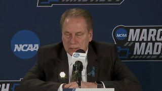 News Conference: Syracuse & Michigan St - Postgame