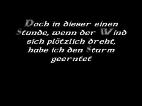 In Extremo Horizont (lyrics)
