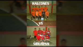 FINAL VARONIL DE VOLEIBOL HALCONES VS SIHUAPAN
