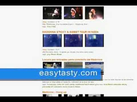 EasyTasty.com Your Video Search Engine.
