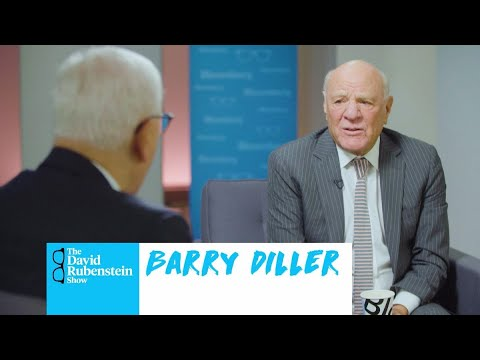 The David Rubenstein Show: Barry Diller