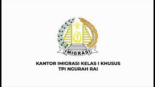 Video Company Profile Kantor Imigrasi Kelas I Khusus TPI Ngurah Rai-thumb